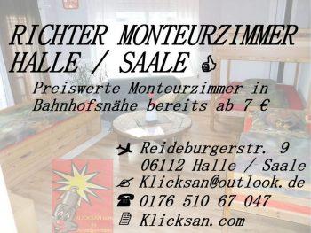 Monteurzimmer Halle Saale 06112 Halle Saale Zimmer ab 7 Euro
